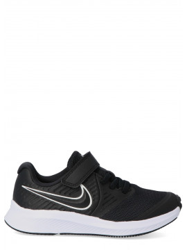 NIKE Deportivo Star Runner 2 NIK AT1801 NEGRO